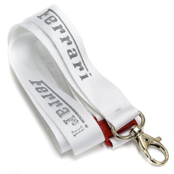 Ferrari Neck Strap(for Factory Visitor)