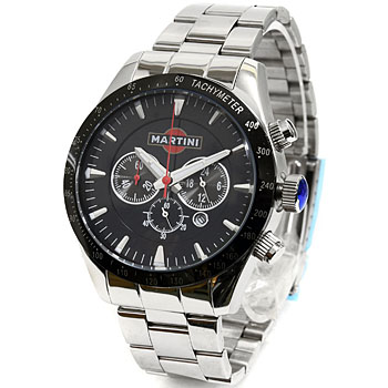 MARTINI Official Wrist Watch(Metal Belt)