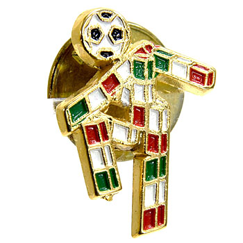 ITALIA 90 Pin Badge