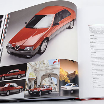 MUSEO Alfa Romeo Catalogue Book(English)