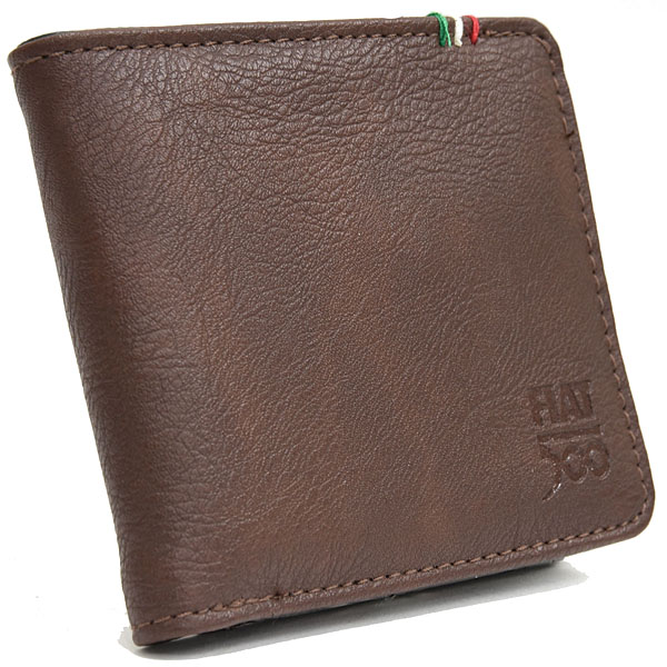 FIAT 500 Wallet(Brown)