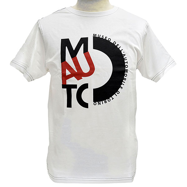 Museo Automobile Torino Official T-Shirts(White)