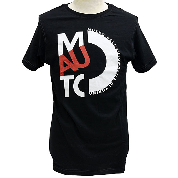 Museo Automobile Torino Official T-Shirts(Black)