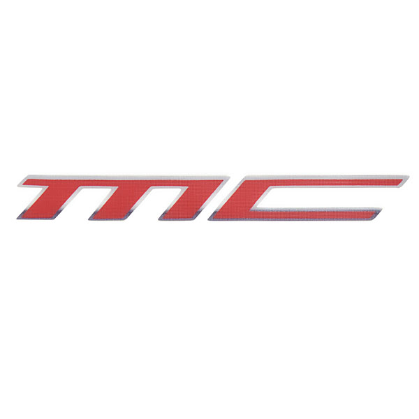 MASERATI MC LOGO Sticker(Die cut)