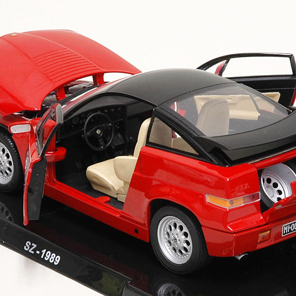 1/24 Alfa Romeo S.Z.(ES30) Miniature Model