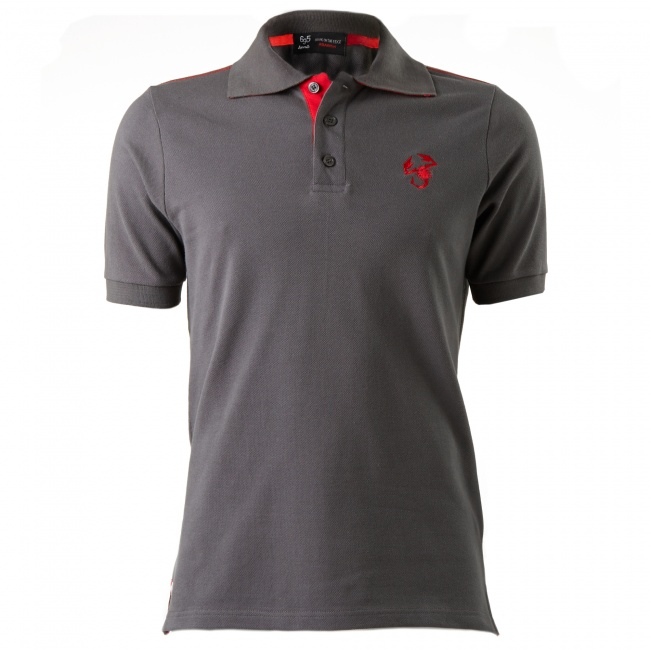 ABARTH 695 biposto Short sleeves Polo Shirts