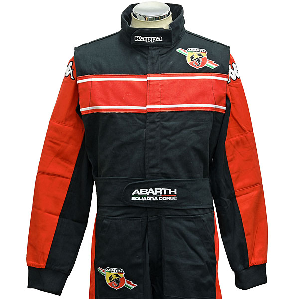 ABARTH Mechanic Coverall by Kappa