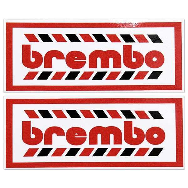 Brembo Vintage Type Sticker