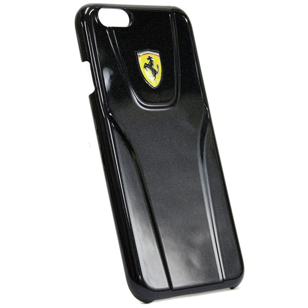 Ferrari iPhone6/6s case-3D/black-