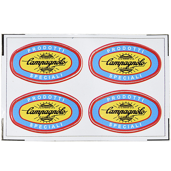 Campagnolo Stickers(Set of 4pcs.)
