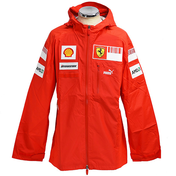 Scuderia Ferrari 2008 Rain Jacket for Team