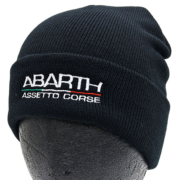 ABARTHニットキャップ-ASSETTO CORSE-