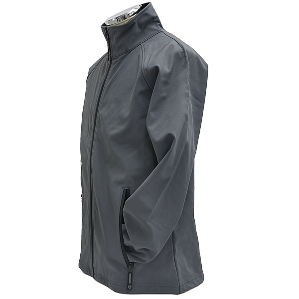 FIAT 500 Soft Shell Jacket(for women/Gray)