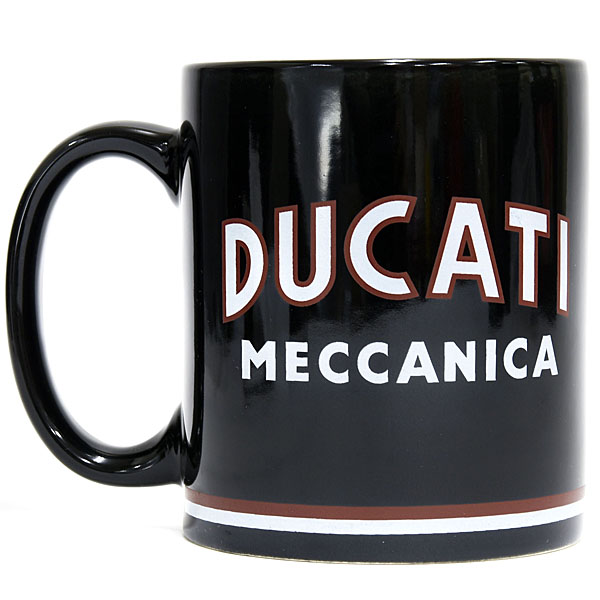 DUCATI純正マグカップ-MECCANICA-<br><font size=-1 color=red>04/30到着</font>