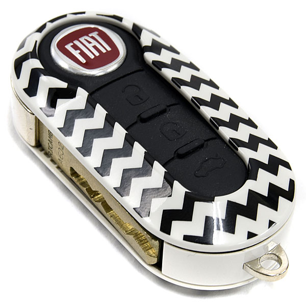 FIAT Key Cover Set-Chevron-