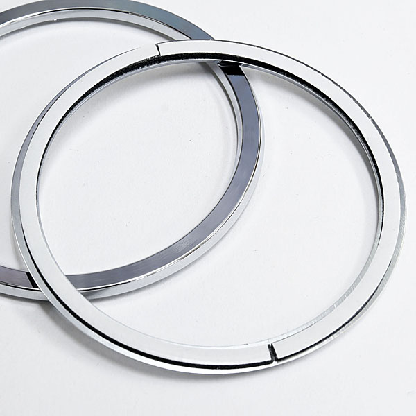 FIAT 500 Speaker Chrome Trim(Upper)