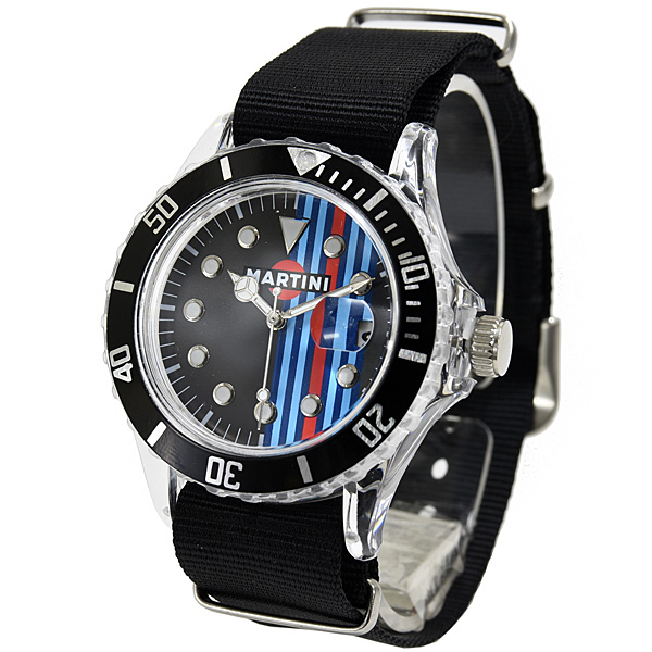MARTNI Official Wrist Watch(Black)