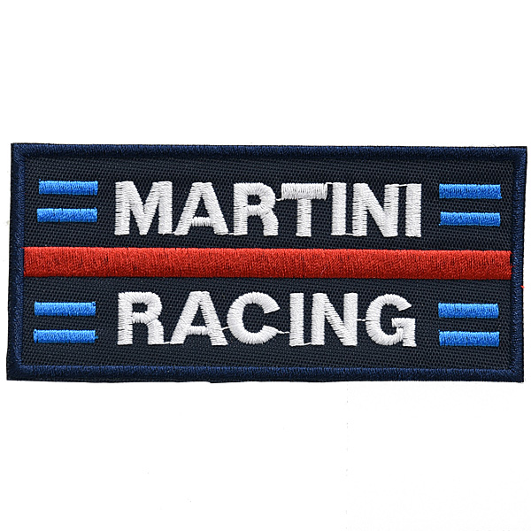 MARTINI RACING Patch(123mm)