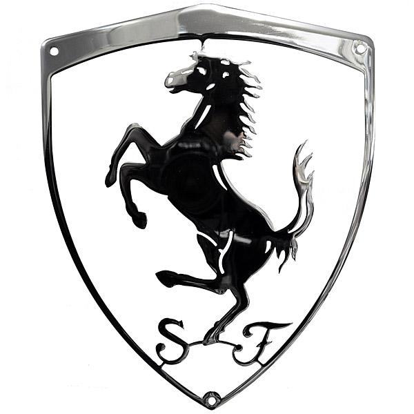scuderia ferrari emblem metal object italian auto parts gagets rh italiazakka co jp scuderia ferrari logo marlboro scuderia ferrari logo marlboro