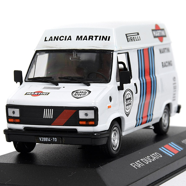 1/43 FIAT DUCATO-LANCIA MARTINI RACING- Miniature Model