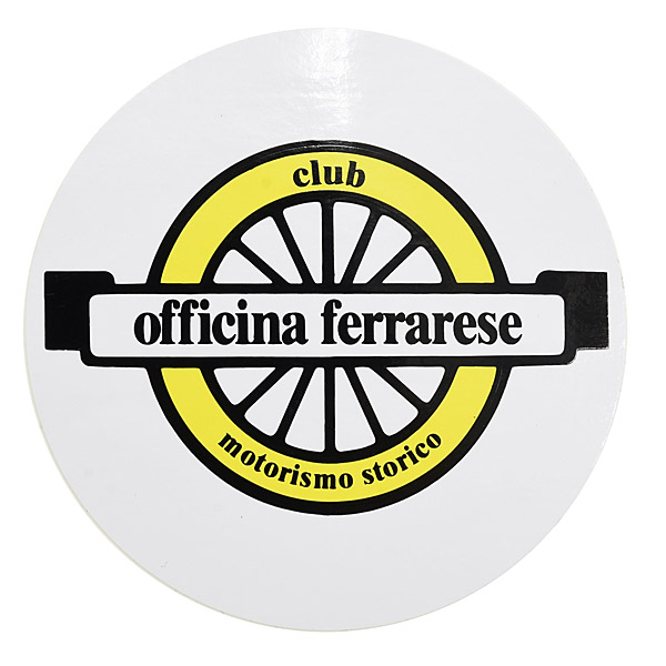 Club Officina Ferrarese Sticker