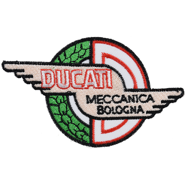 DUCATI MECCANICA Patch