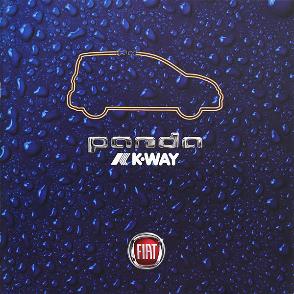 FIAT Panda KWAY Catalogue