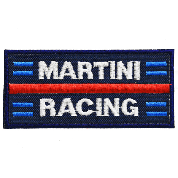 MARTINI RACING Patch(102mm)