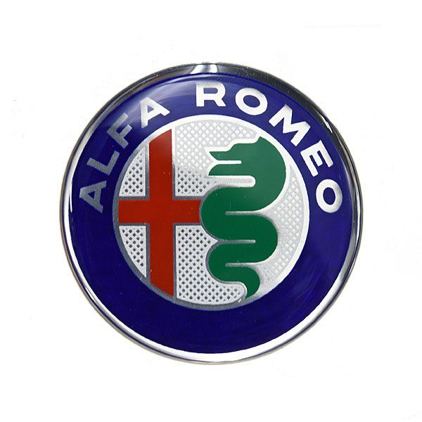 Alfa Romeo New Emblem 3D Sticker(48mm)