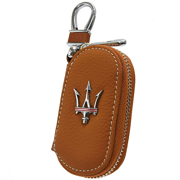 MASERATI Key case(Brown)