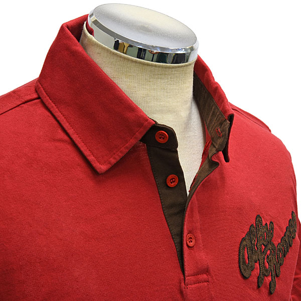 Alfa Romeo Gradation Polo Shirts