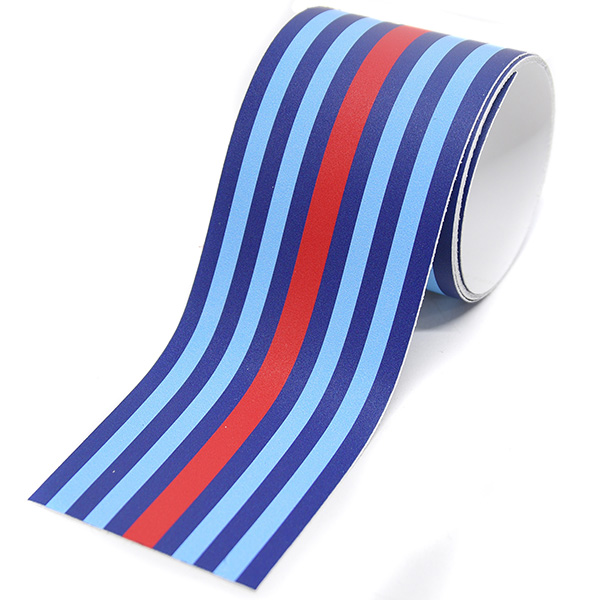MARTINI RACING Official Stripe Sticker