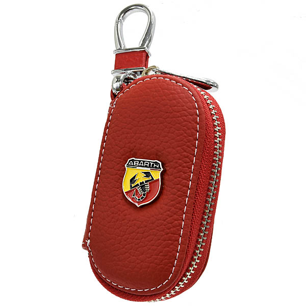 ABARTH Key Case(RED)