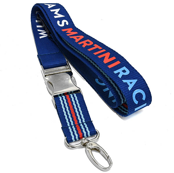 Williams MARTINI RACING Official Neck Strap