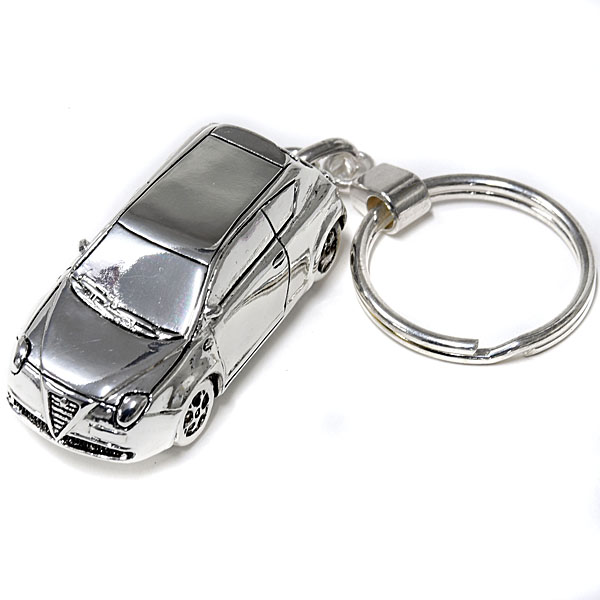 Alfa Romeo MiTo Shaped Keyring