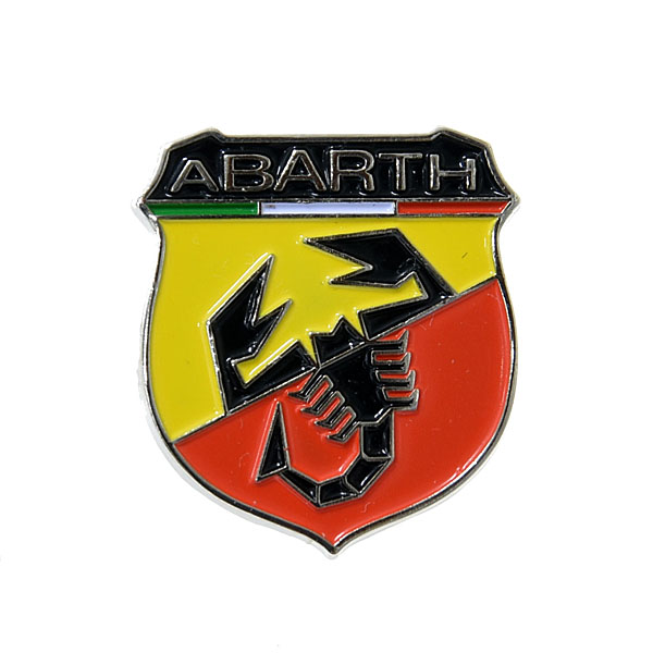 ABARTH Emblem Pin Badge(Color)