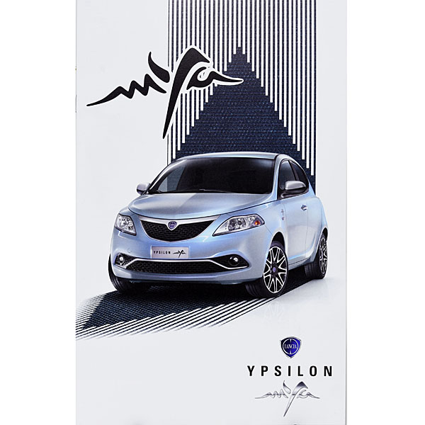 Lancia Ypsilon mya2016 Catalogue