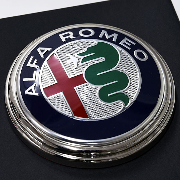 Alfa Romeo New Emblem Paper Weight