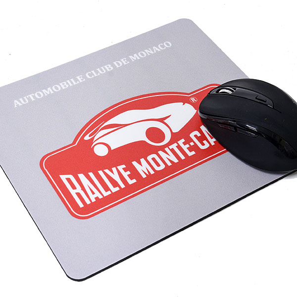 Rally Monte Carlo Mouse Pad