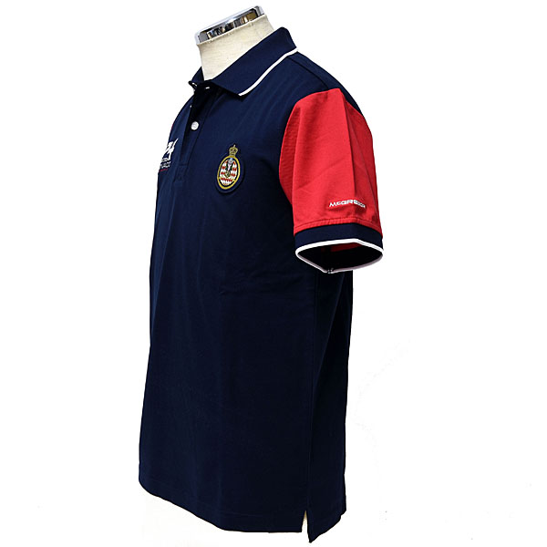 AUTOMOBILE CLUB DE MONACO Official Polo Shirts-Limited Edition-