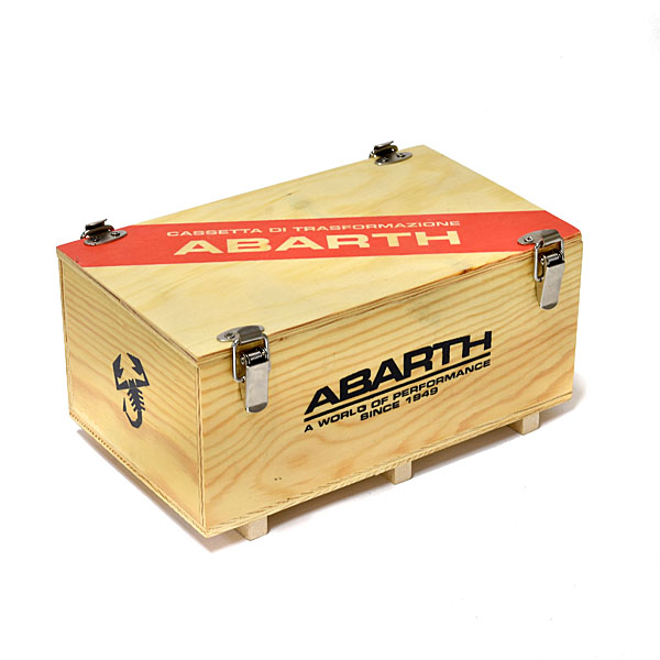 ABARTH esseesse Kit Contena Replica Box(Small)