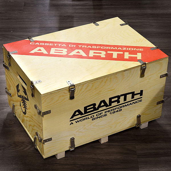 ABARTH esseesse Kit Contena Replica Box(Large)