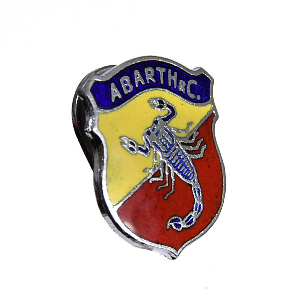 ABARTH Vintage Lapel Pin