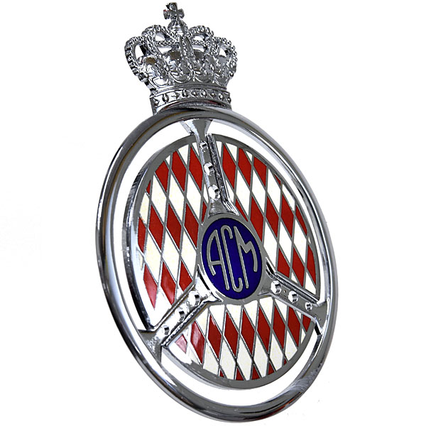 AUTOMOBILE CLUB DE MONACO official replica emblem