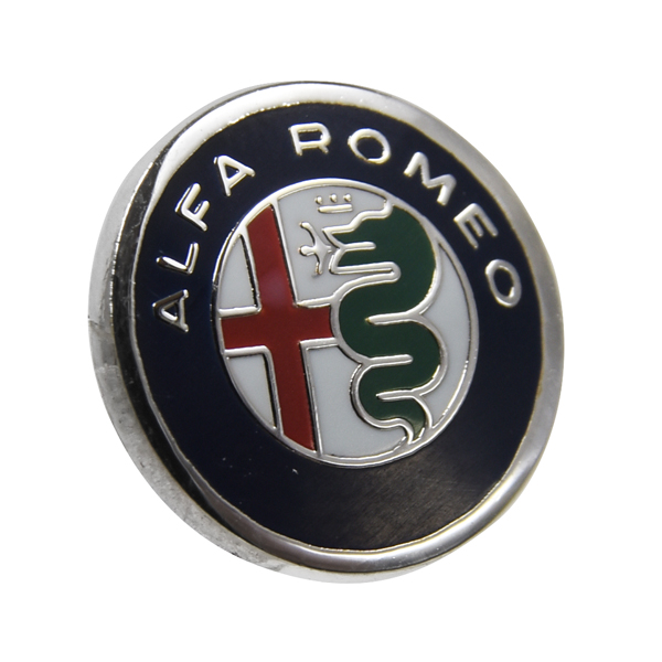 Alfa Romeo New Emblem Pin Badge