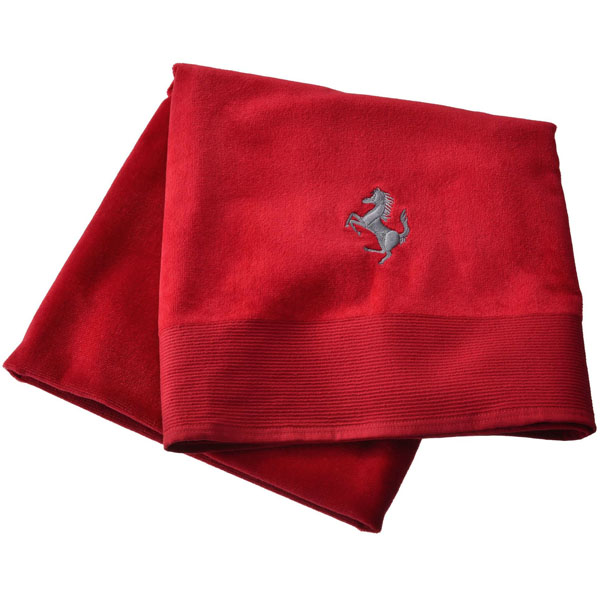 Ferrari Bath Towel