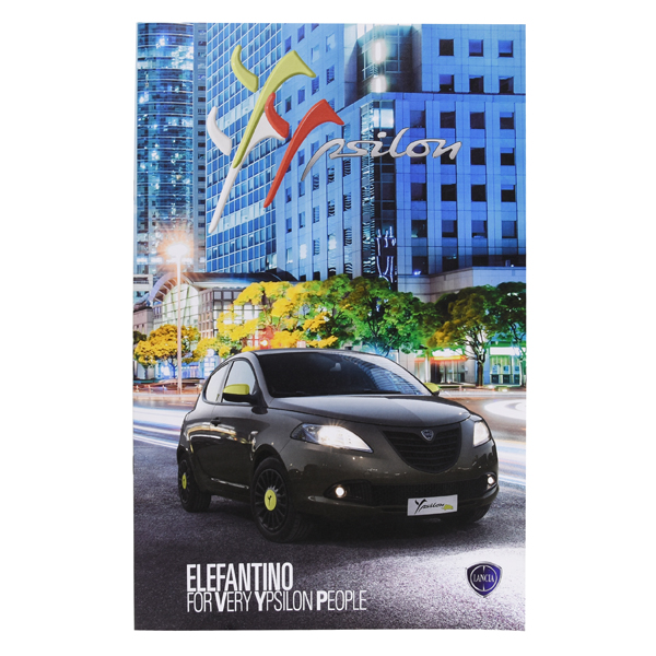 LANCIA Ypsilon Elefantino Catalogue