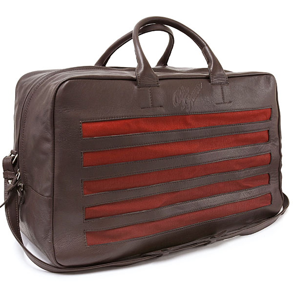 Alfa Romeo Heritage Leather Bag