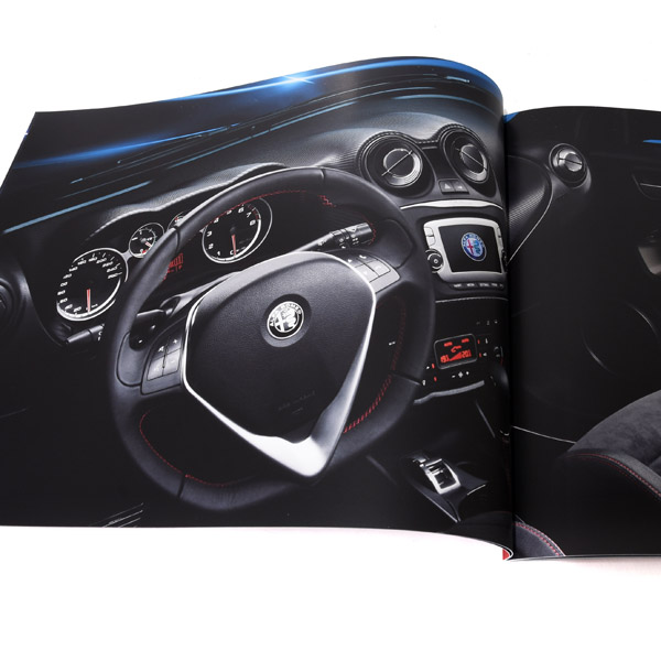Alfa Romeo MiTo Catalogue