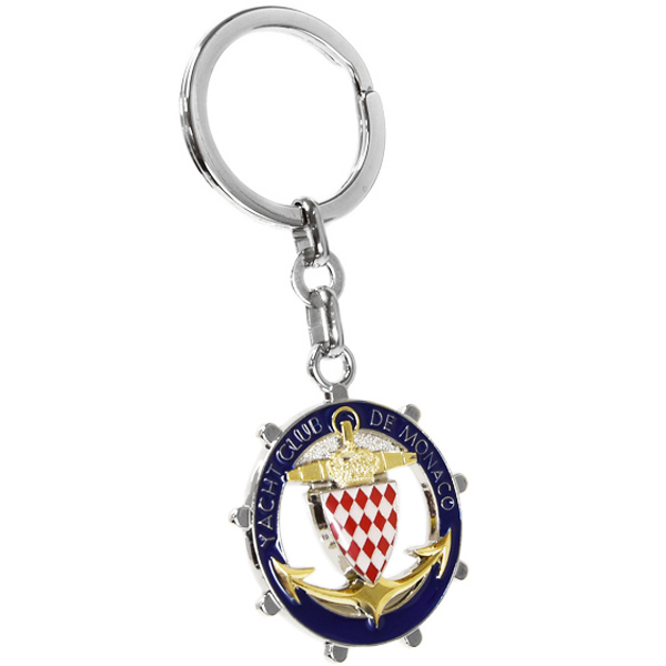 Yacht Club de Monaco Official Keyring